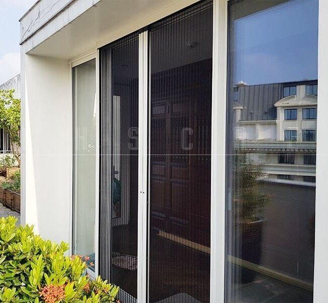 Cửa lưới chống côn trùng Silk Ms. Lan