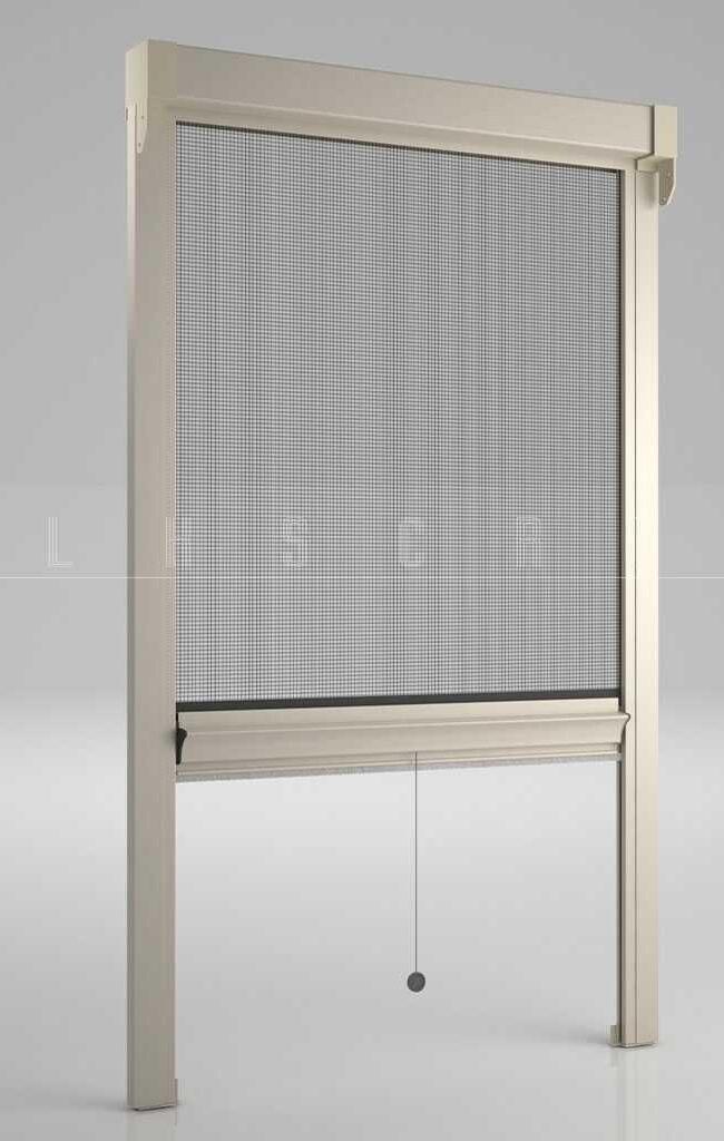 cửa sổ dạng lưới phẳng rosy