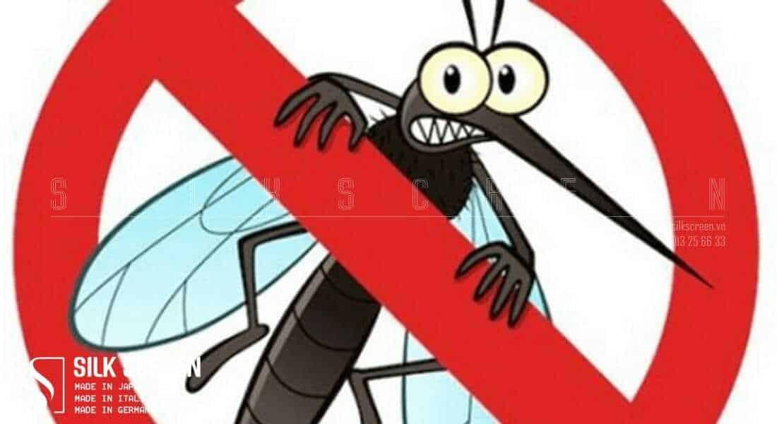 đuổi muỗi tự nhiên