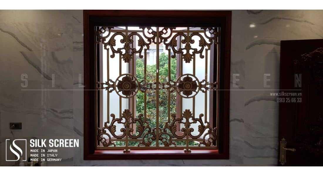 cửa sổ cửa lưới chống muỗi