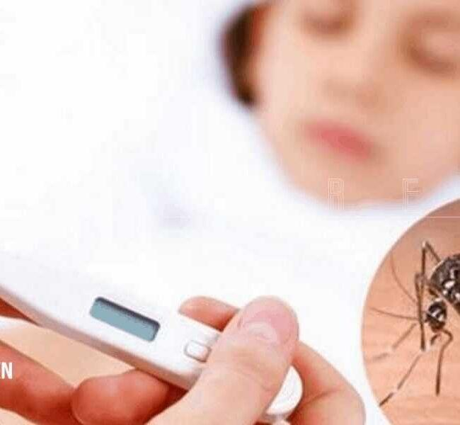 bệnh sốt xuất huyết ở trẻ em