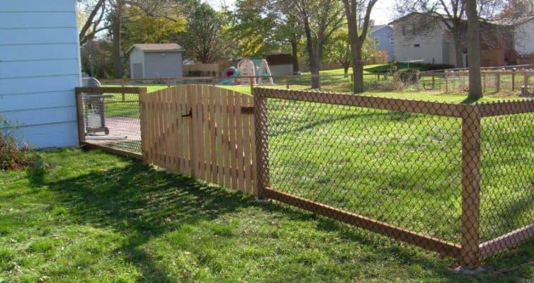 cổng rào cho gia đình