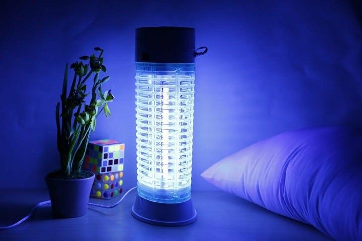 đèn led bắt muỗi